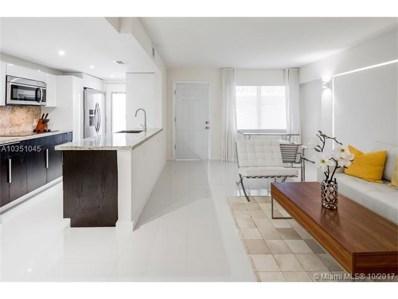 1498 Jefferson Ave UNIT 302, Miami Beach, FL 33139 - MLS#: A10351045
