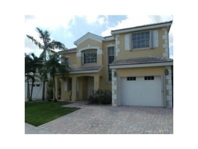 390 Somerset Way, Weston, FL 33326 - MLS#: A10351248