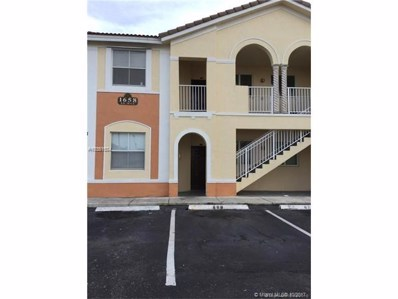 1658 SE 28th Ct UNIT 209, Homestead, FL 33035 - MLS#: A10351504