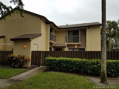 3907 Cocoplum Cir UNIT 35114, Coconut Creek, FL 33063 - MLS#: A10351968