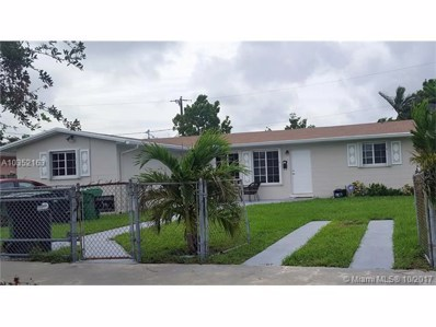 11320 SW 3rd St, Sweetwater, FL 33174 - MLS#: A10352163