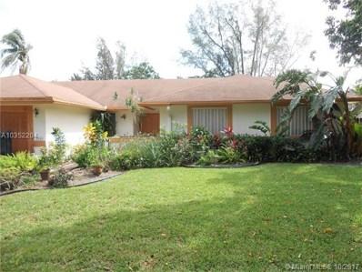 2880 SW 81st Way, Davie, FL 33328 - MLS#: A10352204