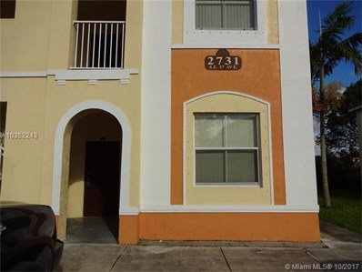 2731 SE 17 Ave UNIT 111, Homestead, FL 33035 - MLS#: A10352243