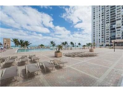 2201 S Ocean Dr UNIT 1206, Hollywood, FL 33019 - MLS#: A10352284