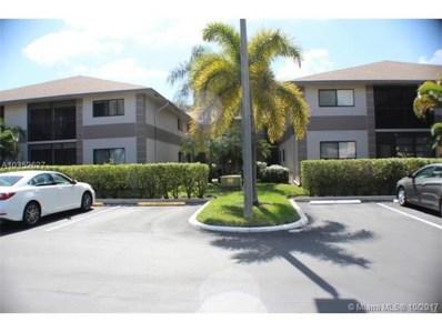 15364 Lakes Of Delray Blvd UNIT 45, Delray Beach, FL 33484 - MLS#: A10352627