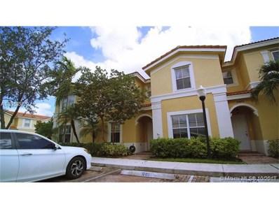 12850 SW 31st Ct UNIT 102, Miramar, FL 33027 - MLS#: A10352900