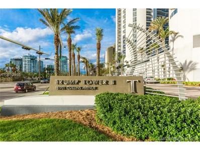 15901 Collins Ave UNIT 1703, Sunny Isles Beach, FL 33160 - MLS#: A10352955
