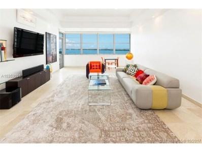 20 Island Ave UNIT 1503, Miami Beach, FL 33139 - MLS#: A10353091