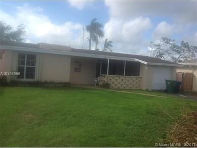 6604 SW 33rd St, Miramar, FL 33023 - MLS#: A10353366