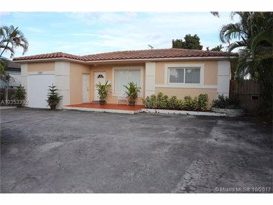 17571 NE 19th Ave, North Miami Beach, FL 33162 - MLS#: A10353392