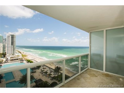 1830 S Ocean Dr UNIT 1512, Hallandale, FL 33009 - MLS#: A10353479