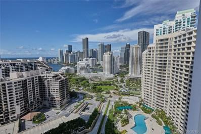 848 Brickell Key Dr UNIT 2503, Miami, FL 33131 - MLS#: A10353574