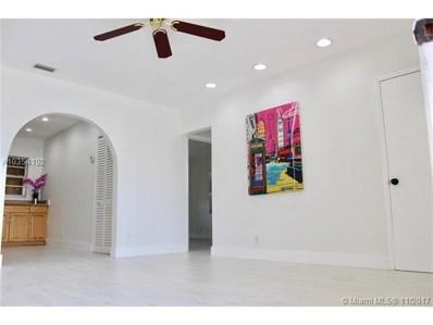 1725 NE 116th Rd UNIT 13, North Miami, FL 33181 - MLS#: A10354192