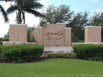 1046 SW 144th Ave UNIT 702, Pembroke Pines, FL 33027 - MLS#: A10354309