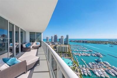400 Alton Rd UNIT 2804, Miami Beach, FL 33139 - MLS#: A10354314