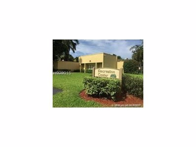 8512 N Old Country Mnr UNIT 227, Davie, FL 33328 - MLS#: A10354455