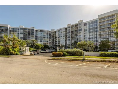 1000 Parkview Dr UNIT 109, Hallandale, FL 33009 - MLS#: A10354517