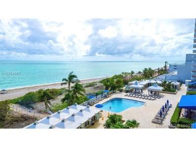 5555 Collins Ave UNIT 7D, Miami Beach, FL 33140 - MLS#: A10354561