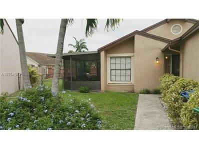 2421 SW 82nd Ave, Miramar, FL 33025 - MLS#: A10354583