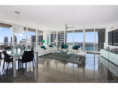 450 Alton Rd UNIT 2807, Miami Beach, FL 33139 - MLS#: A10354594