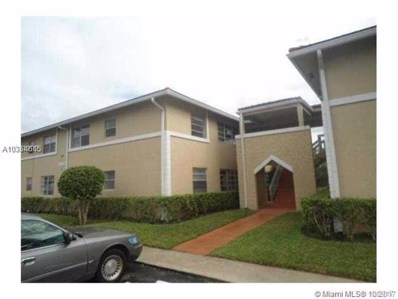 10084 Twin Lakes Dr UNIT 38-G, Coral Springs, FL 33071 - MLS#: A10354615