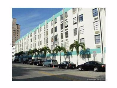 710 Washington Av UNIT 406, Miami Beach, FL 33139 - MLS#: A10354653
