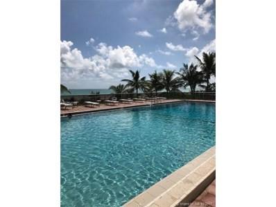 6039 Collins Ave UNIT 405, Miami Beach, FL 33140 - MLS#: A10354759