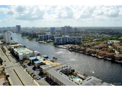 2101 S Ocean Dr UNIT 2707, Hollywood, FL 33019 - MLS#: A10354864