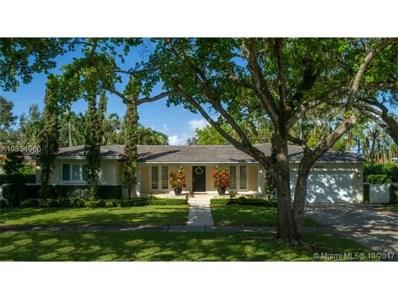 6900 Capilla St, Coral Gables, FL 33146 - MLS#: A10354966