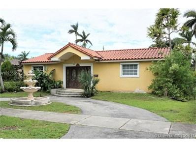 57 Glendale Dr, Miami Springs, FL 33166 - MLS#: A10355053