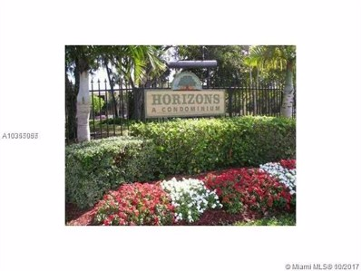 8015 SW 107 Avenue UNIT 117, Miami, FL 33173 - MLS#: A10355087