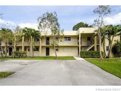 8507 Old Country Mnr UNIT 314, Davie, FL 33328 - MLS#: A10355207
