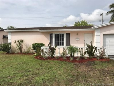 3155 NW 43rd St, Lauderdale Lakes, FL 33309 - MLS#: A10355418