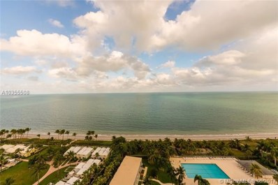 881 Ocean Dr UNIT 18F, Key Biscayne, FL 33149 - MLS#: A10355508