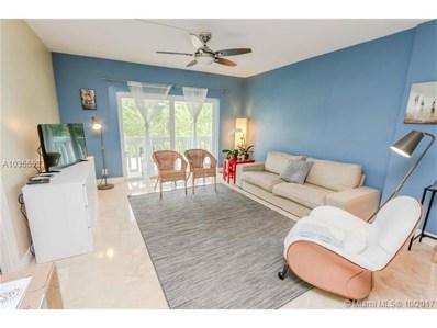 100 Edgewater Dr UNIT 316, Coral Gables, FL 33133 - MLS#: A10355521