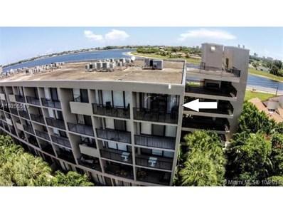 1830 Embassy Drive UNIT 601, West Palm Beach, FL 33401 - MLS#: A10355579