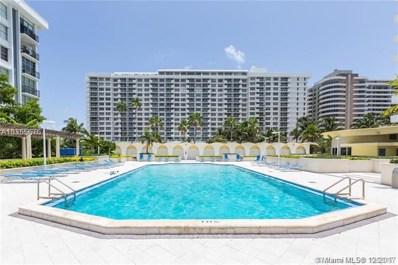 5600 Collins Ave UNIT 6H, Miami Beach, FL 33140 - MLS#: A10355676