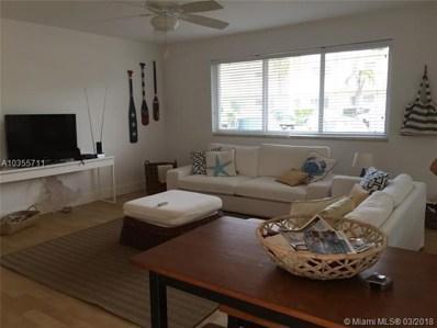 7440 Byron Ave UNIT 1B, Miami Beach, FL 33141 - MLS#: A10355711