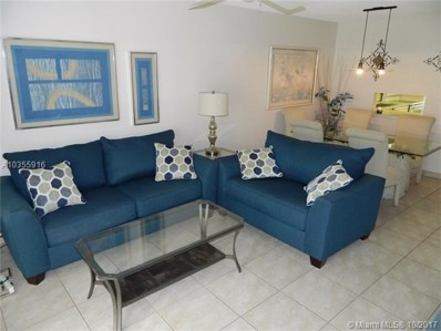 3001 NW 46th Ave UNIT 109, Lauderdale Lakes, FL 33313 - MLS#: A10355916