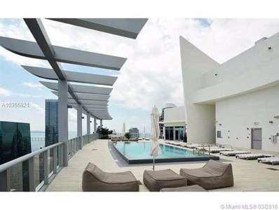 1100 S Miami Ave UNIT 2404, Miami, FL 33130 - MLS#: A10355921