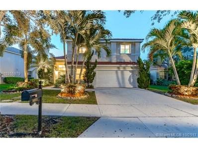 1011 Fairfield Meadows Dr, Weston, FL 33327 - MLS#: A10355979