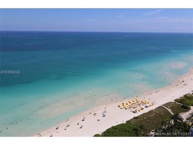 6365 Collins Ave UNIT 2907, Miami Beach, FL 33141 - MLS#: A10356224