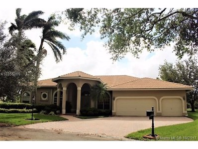 10754 NW 49th Mnr, Coral Springs, FL 33076 - MLS#: A10356269