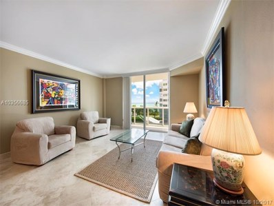 10275 Collins Ave UNIT 421, Bal Harbour, FL 33154 - MLS#: A10356685
