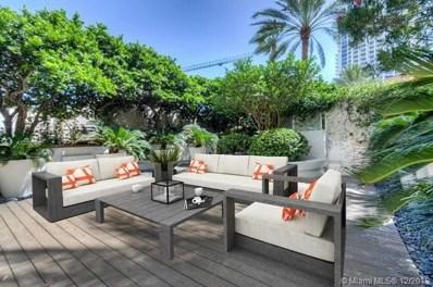 300 S Pointe Dr UNIT Lanai5, Miami Beach, FL 33139 - MLS#: A10356702