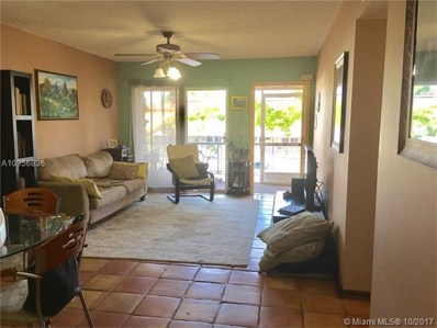 5383 SW 40th Ave UNIT 204, Dania Beach, FL 33314 - MLS#: A10356836