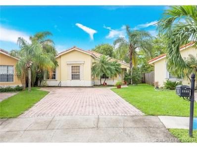 9980 SW 166th Ct, Miami, FL 33196 - MLS#: A10356855