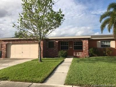 6557 NW 1st St, Margate, FL 33063 - MLS#: A10357119