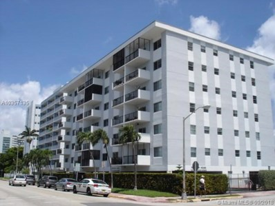 1000 Michigan Ave UNIT 305, Miami Beach, FL 33139 - MLS#: A10357135