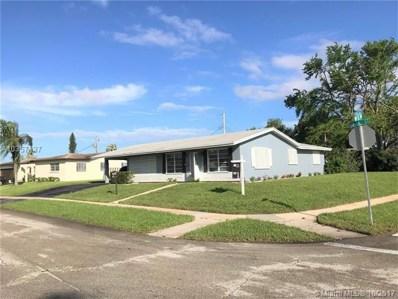 4401 NW 6th Ct, Coconut Creek, FL 33066 - MLS#: A10357137
